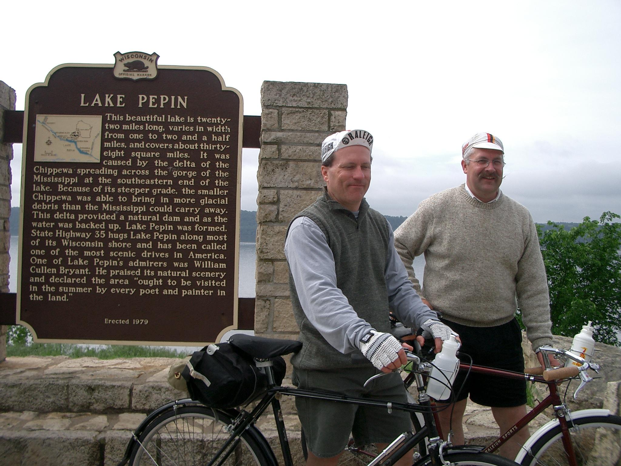 2004 Lake Pepin 3-Speed Tour