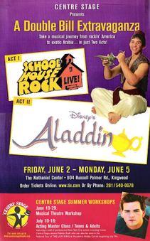 Aladdin and School House Rock