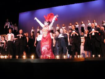 CENTRE STAGE 20th Anniversary Gala