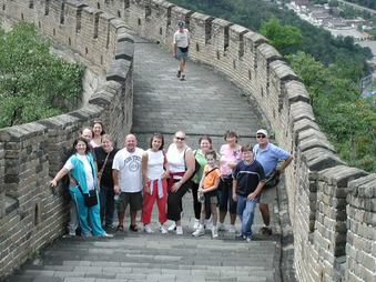 Sound of Music at Great Wall of China