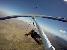 Hang Glide to San Jacinto Peak
