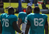 Dolphins Panthers Joint Practice 2015