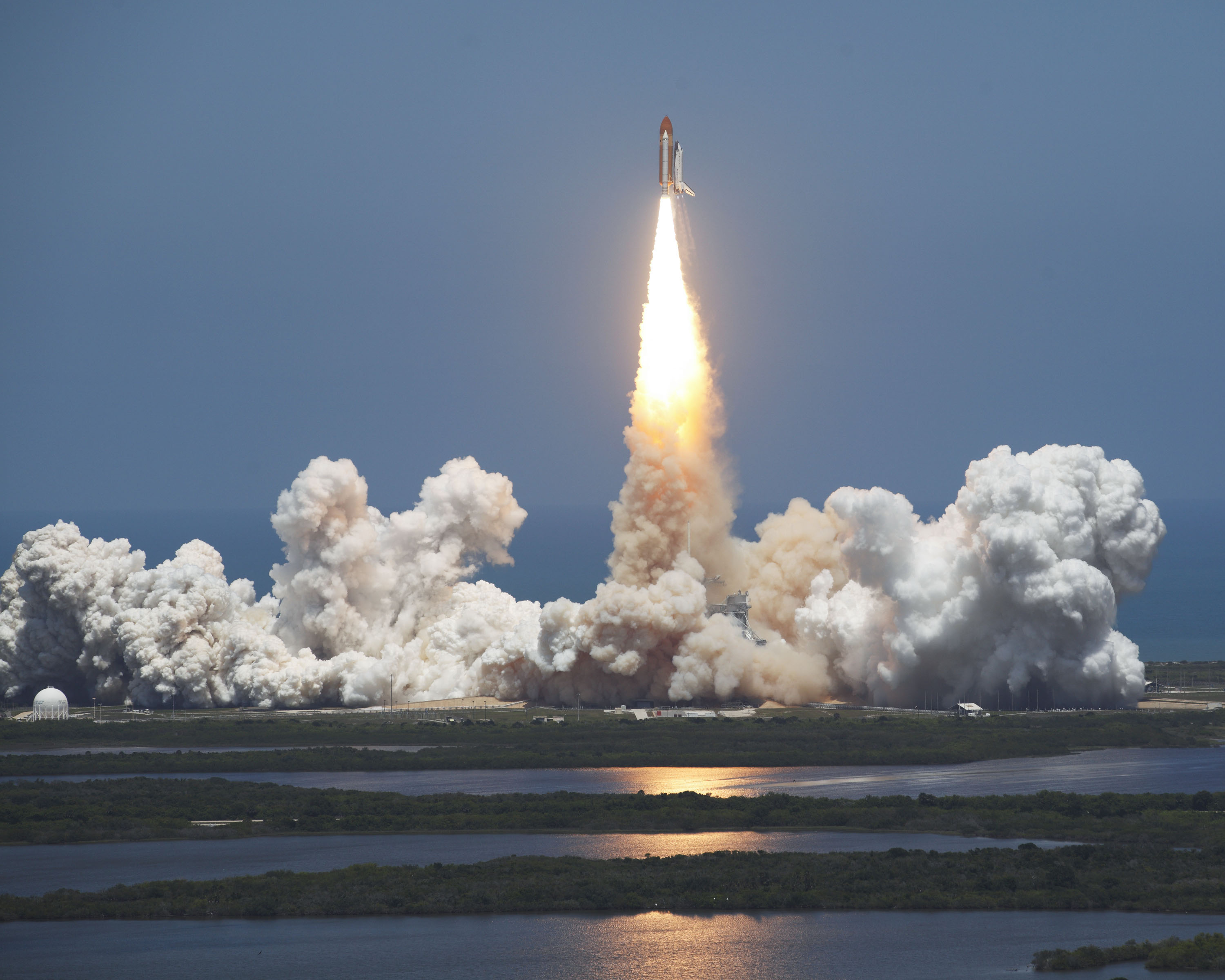 Photo 6 of 37, Space Shuttle Launches - NASA