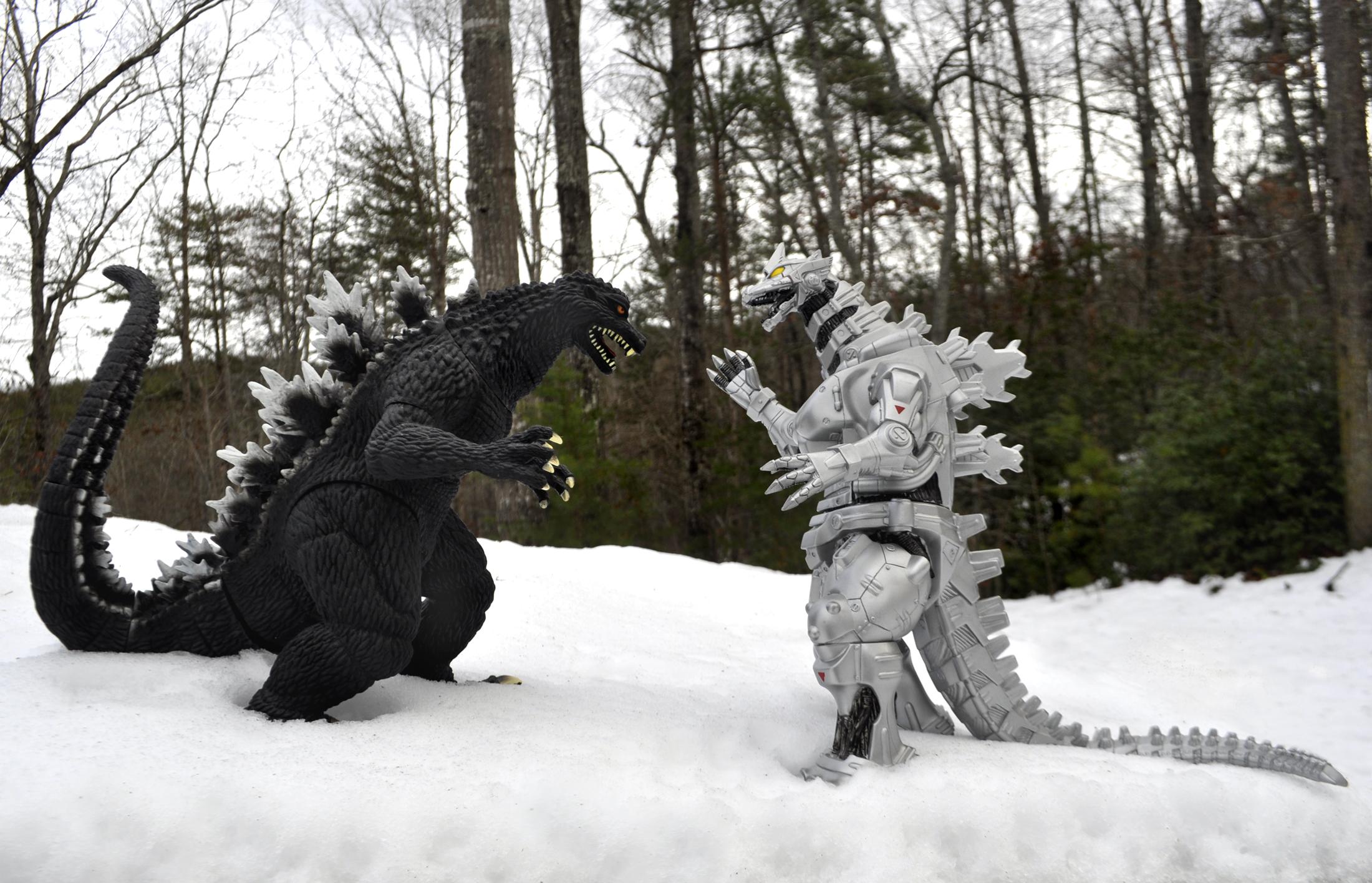 Godzilla Vs Mechagodzilla 2 Toys Godzilla vs MechagodzillaGodzilla Vs Mechagodzilla 2 Toys