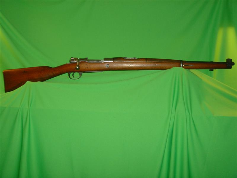 Milsurps Knowledge Library - Argentine Model 1909 Cavalry Carbine