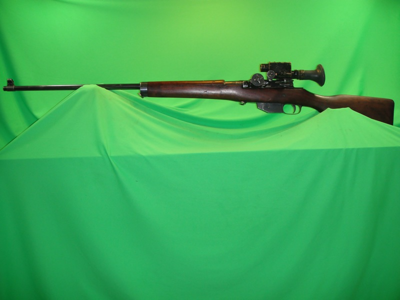 Milsurps Knowledge Library 1915 M10 Ross Mkiii Sniper Rifle