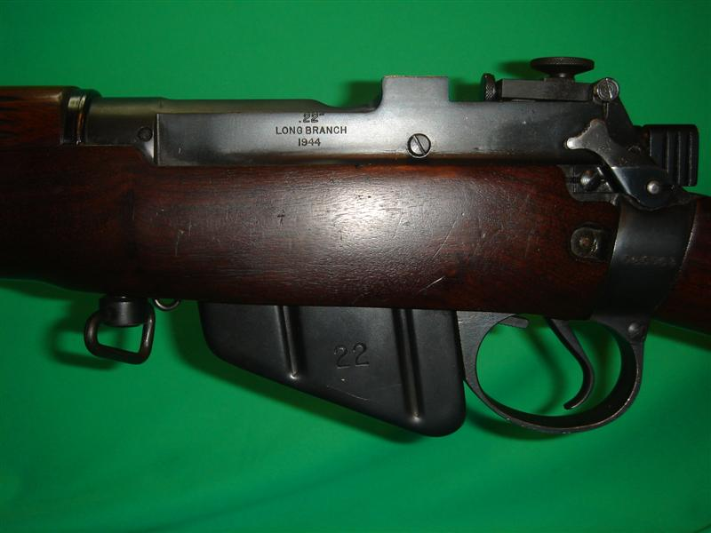 Milsurps Knowledge Library - 1944 C No 7  22 Caliber Lee