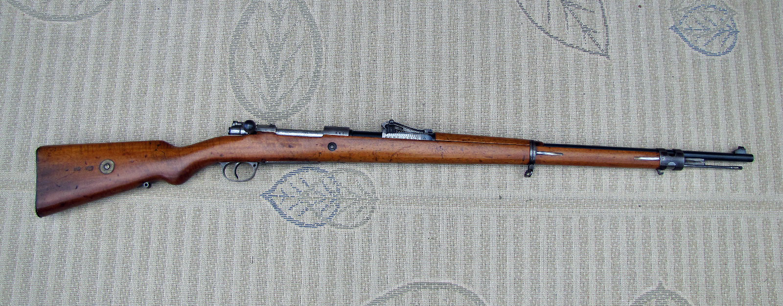 Milsurps Knowledge Library - 1916 Gewehr 98 Rifle (Mfg by