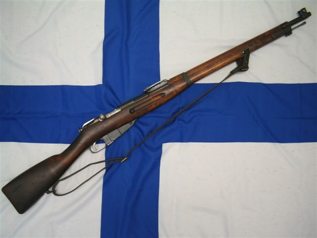Milsurps Knowledge Library 1931 M27 Finnish Mosin Nagant Rifle