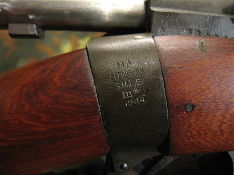 Milsurps Knowledge Library - 1944 ShtLE (Short Lee-Enfield