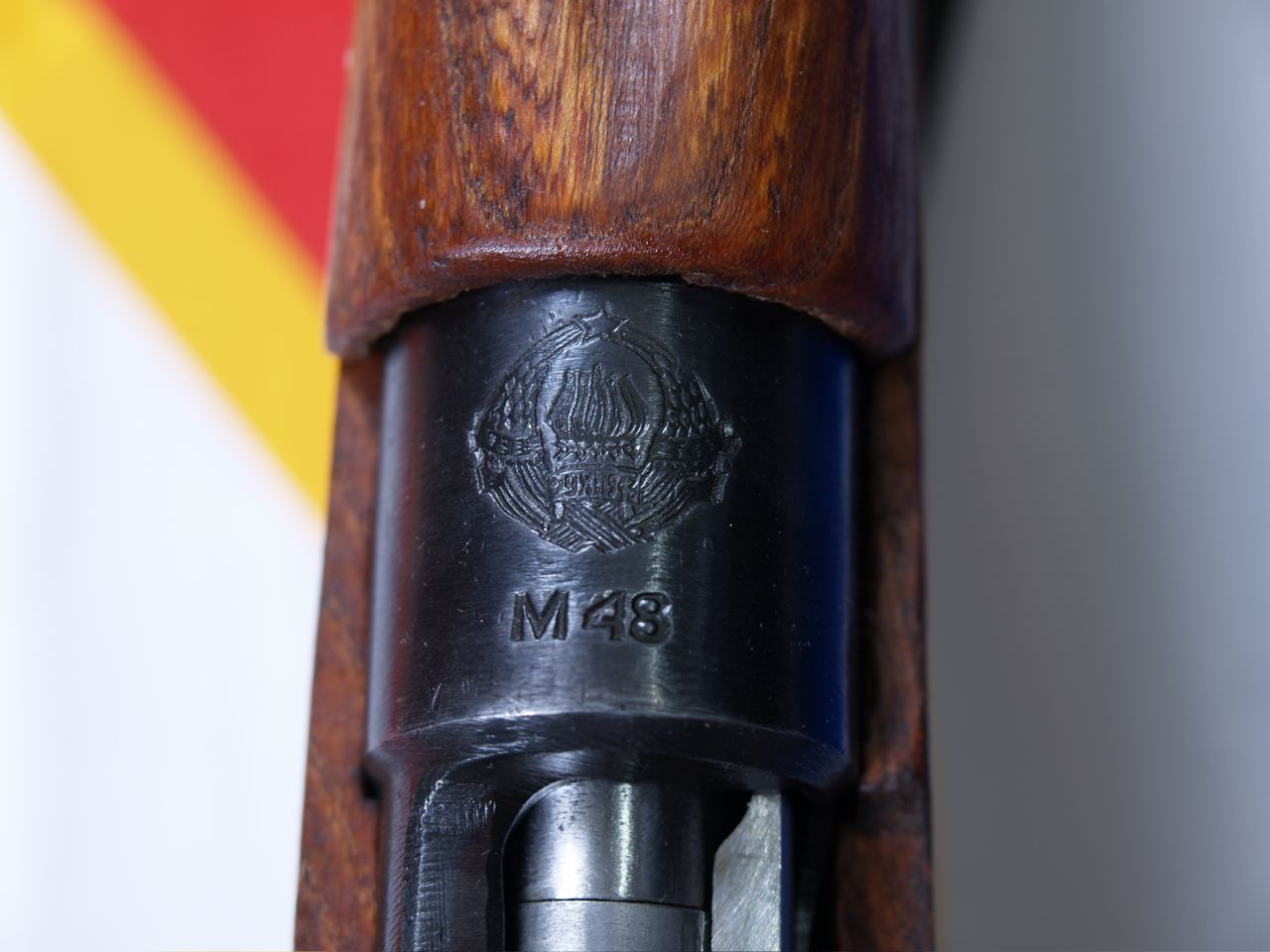 Milsurps Knowledge Library - 1950-52 Model 48 Mauser Rifle (Mfg by