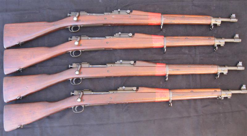 Red Star Remington Model 1903's
