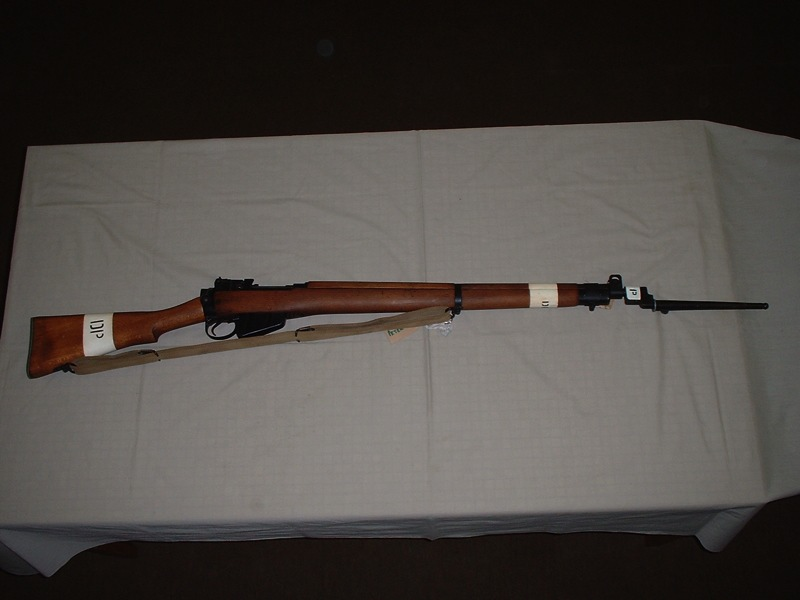3573a0ea6473 Milsurps Knowledge Library - L59A1 DP Rifle (by Peter Laidler)
