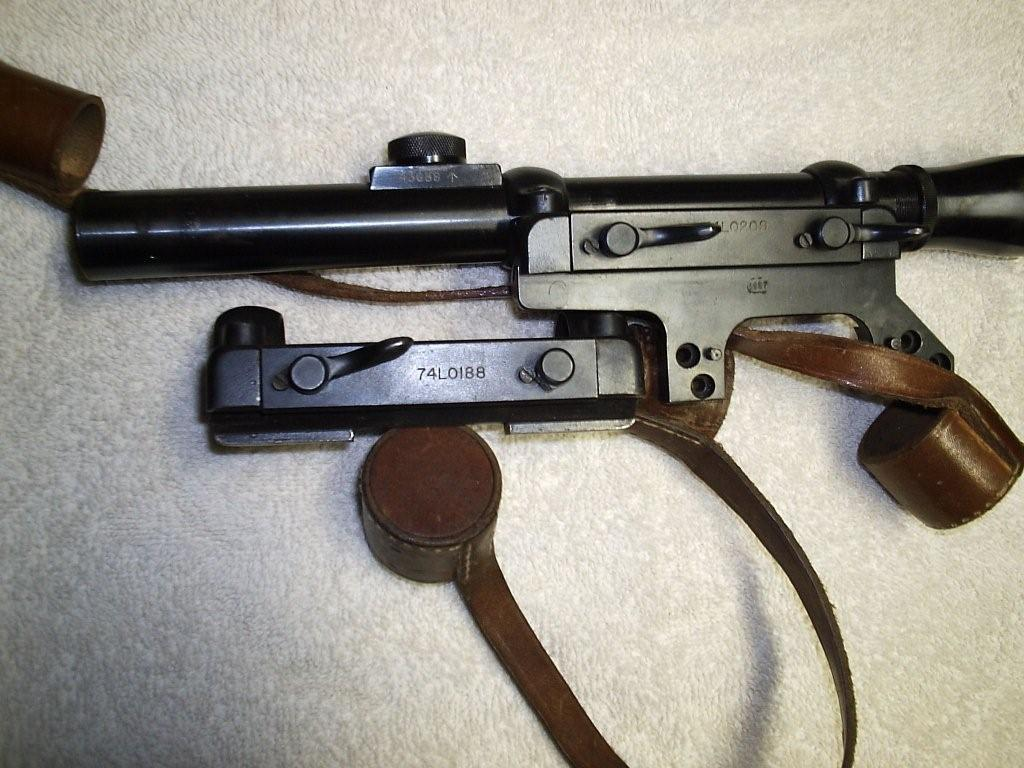 1944 enfield no 4 mk1 t long branch tp trade pattern sniper rifle