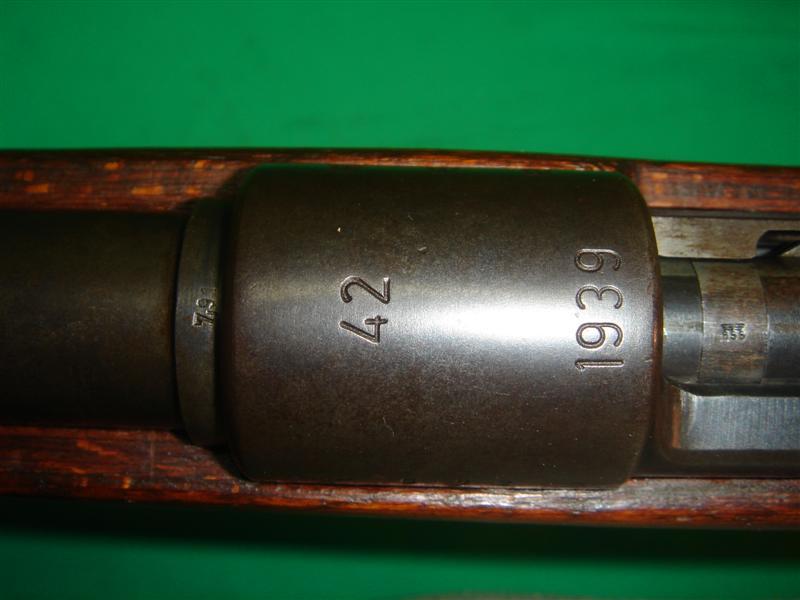 Milsurps Knowledge Library - 1939 Code 42 K98k (Karabiner 98