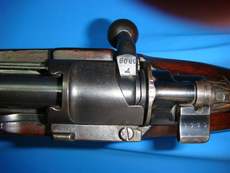 Milsurps Knowledge Library - 1939 Code 42 K98k (Karabiner 98) Rifle