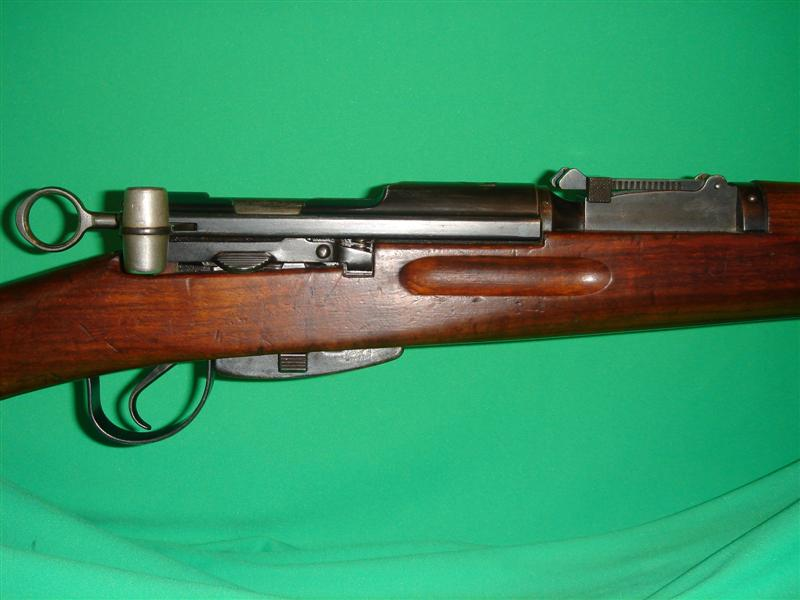 Milsurps Knowledge Library - 1941 Swiss Model 1931 Short ...