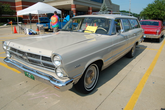 Fairlane Club Of America's national meet