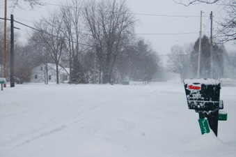 snow storm 2011