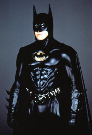Batman On Film s Batsuits Ranked  Part 2 of 2 Val Kilmer Batman Suit