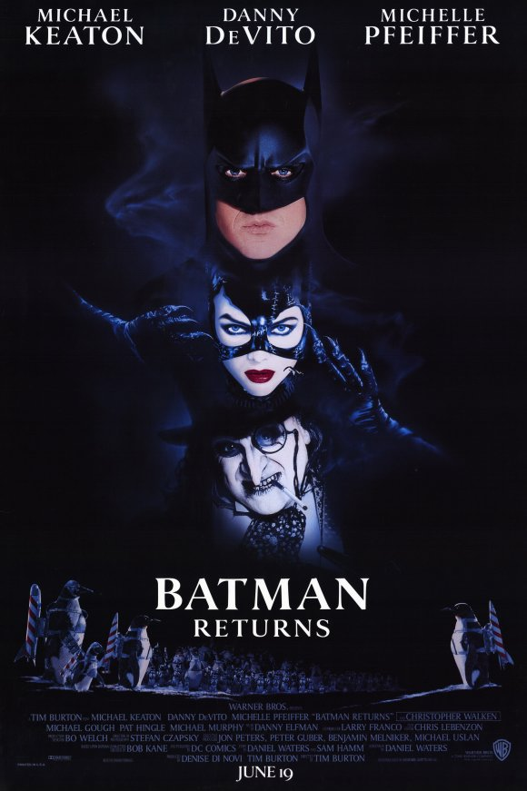 BATMAN ON FILM - Review: BATMAN RETURNS (January 25, 2005)