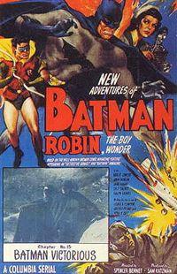 Buy BATMAN AND ROBIN!