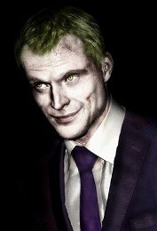 Paul Bettany as The Joker