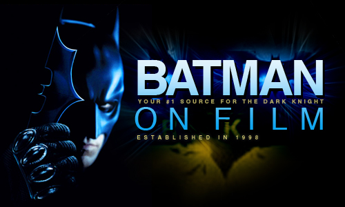 BATMAN ON FILM, 'The Dark Knight Fansite!' Est. 1998.