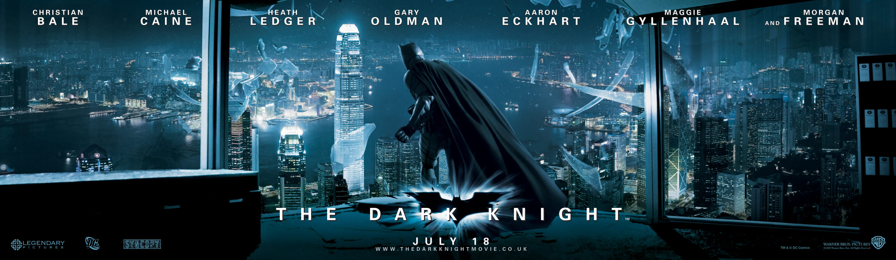 Yet another Dark Knight Poster… | Gone Elsewhere