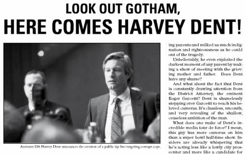 Harvey Dent Poster