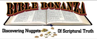 BibleBonanza.com