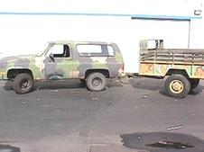 M101A1 Trailer