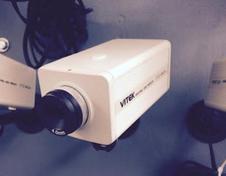 Suveillance cameras