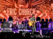 Eric Church Blood, Sweat & Beers Concert