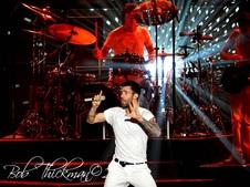 Maroon 5 - TRAIN Concert