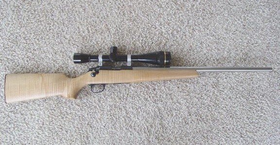 how to build a silencer for a 17 hmr