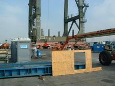Harbor, Container Crane Project