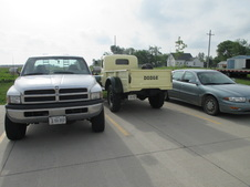 Iowa Power Wagon Rally