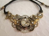 Steampunk Jewelry Design Album