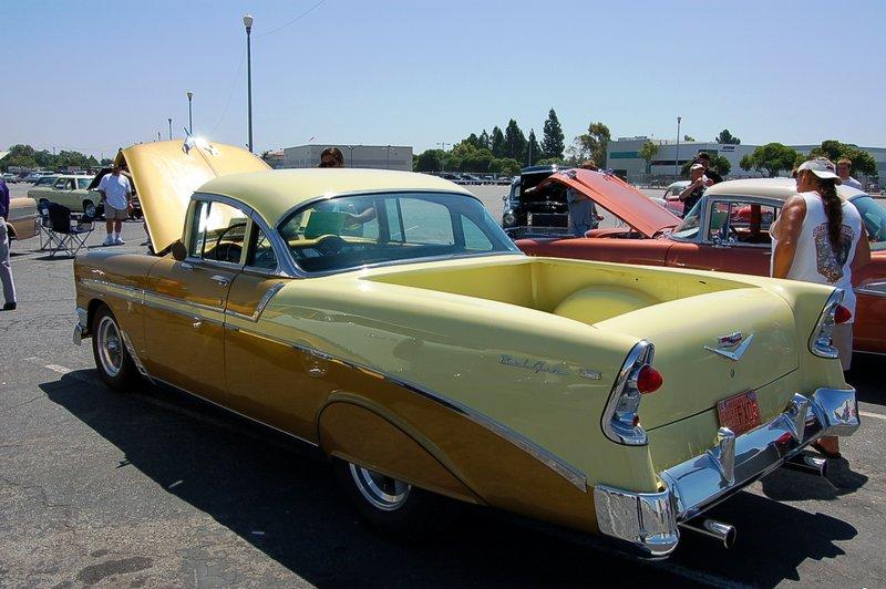 57 El Camino Trifive Com 1955 Chevy 1956 Chevy 1957