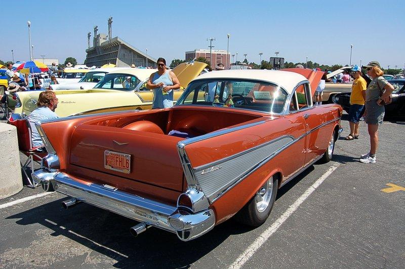 57 El Camino Page 2 Trifive Com 1955 Chevy 1956 Chevy