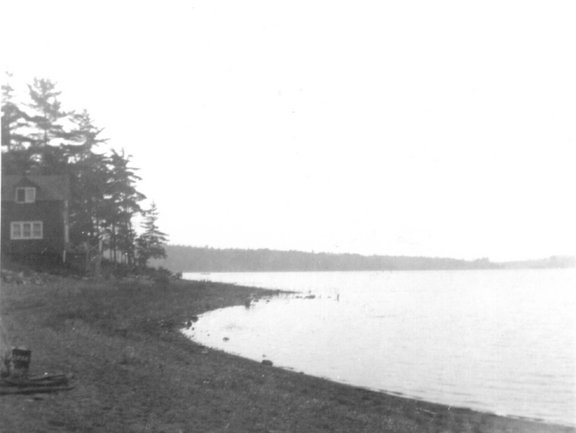 French River 1954-1956