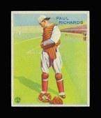 Baseball Cards, etc. (1931-44)