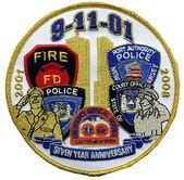 9-11 Seventh Anniversary