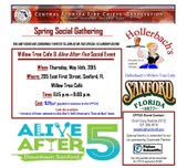 CFFCA Spring Social - Willow Tree