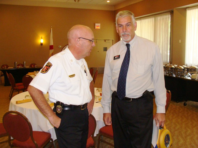 Pension Issues and Bennett Fire Showcase