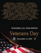 Social Network Forum and Veterans Apprec