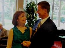 Doris and Scott's Wedding Renewal