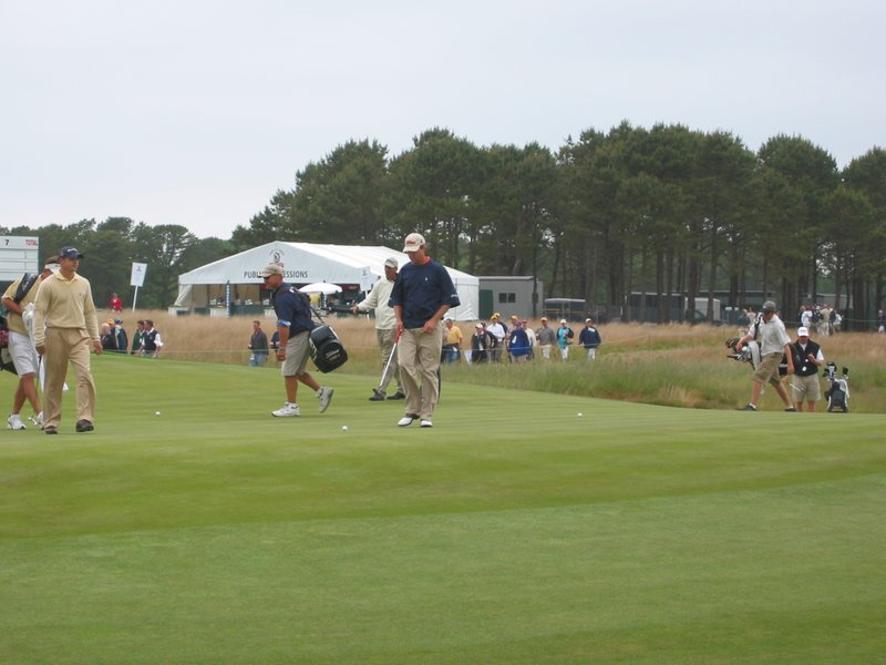 2004 U.S. Open Shinnecock Hills Part  1