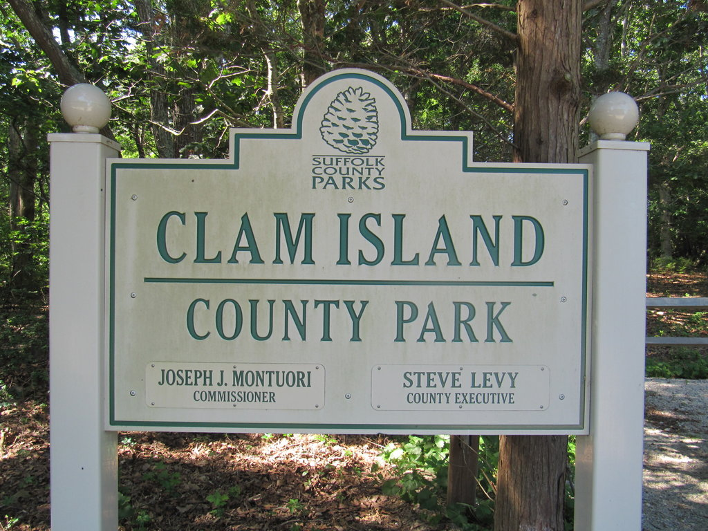 Trout Pond - Clam Island Ramble